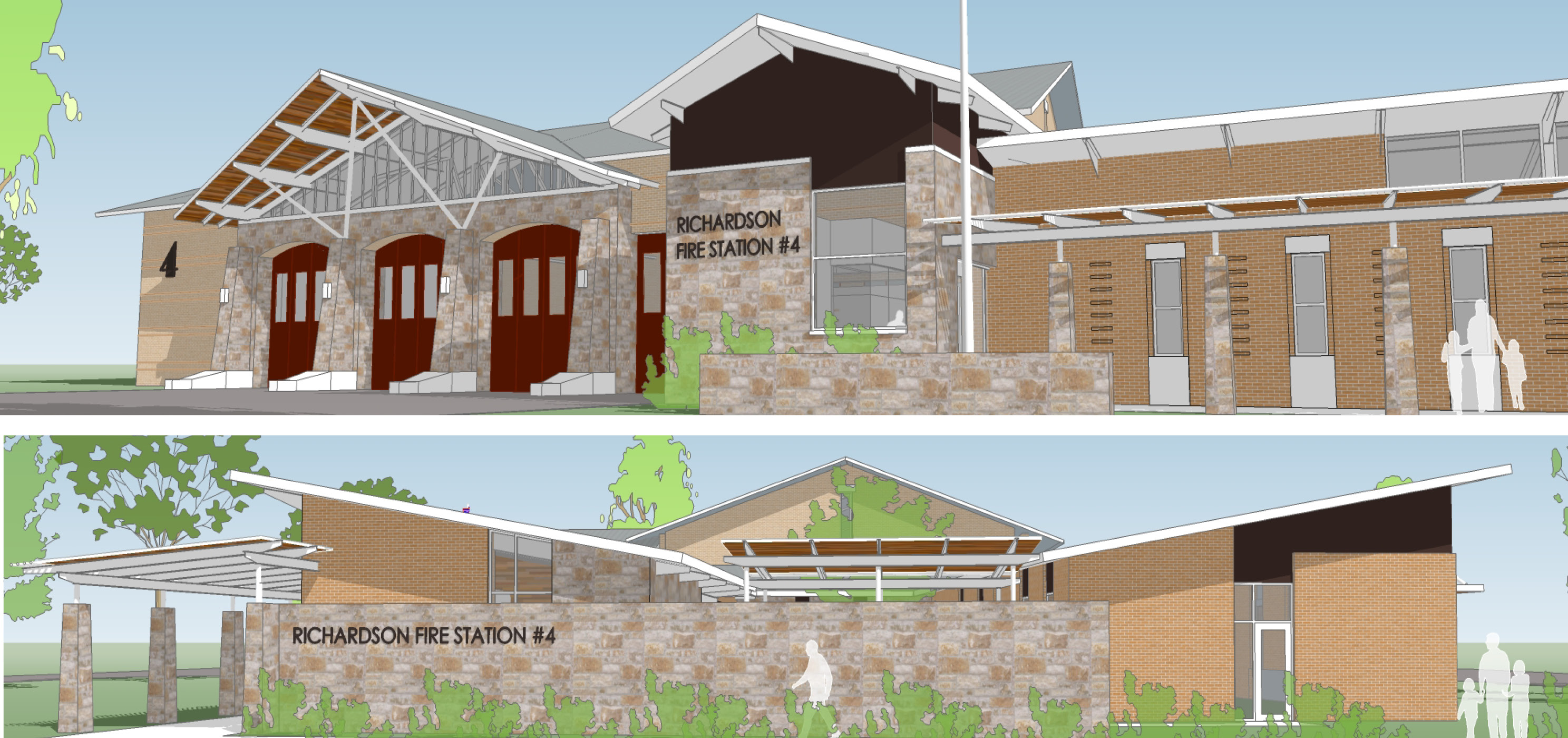 Creating A Floorplan Design On Fire Brw Fire Station Design Page 3