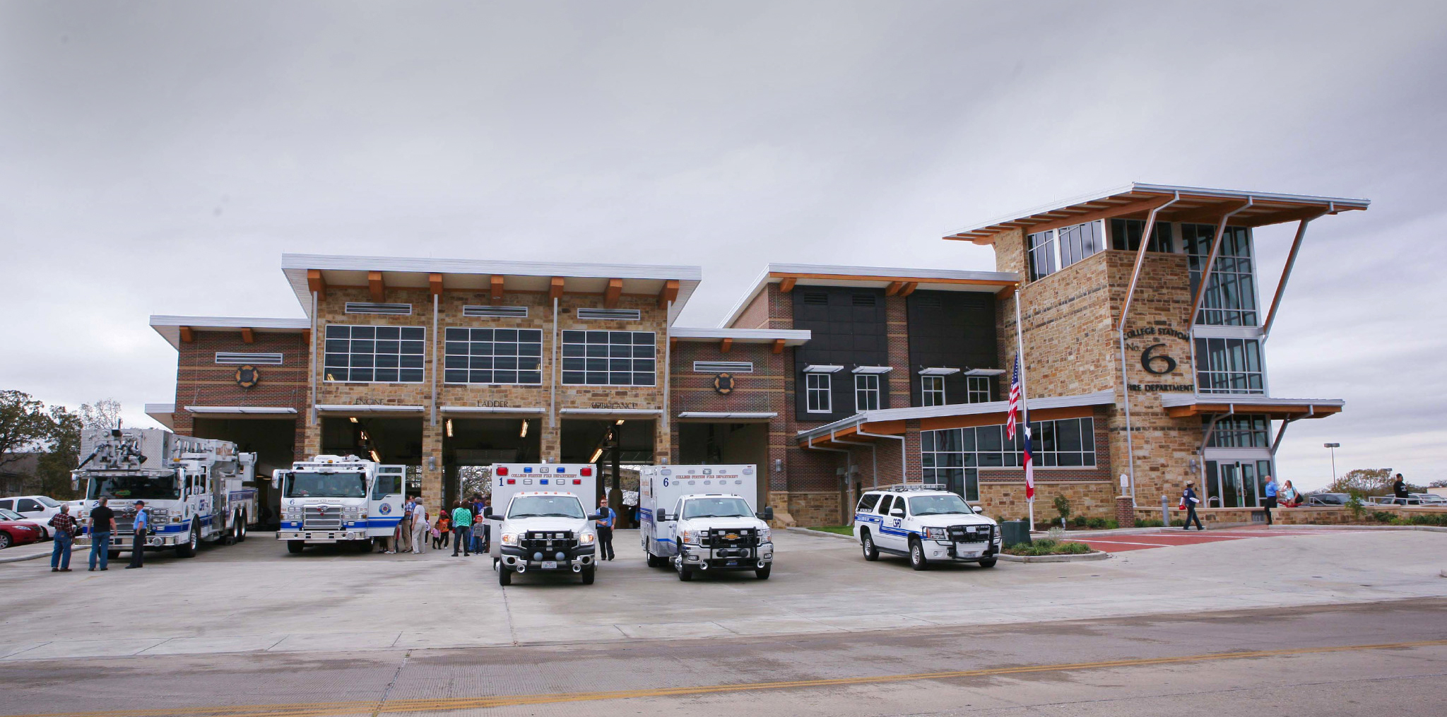 College Station Fire Department DESIGN ON FIRE